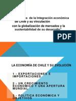 Realidad Economica de Chile