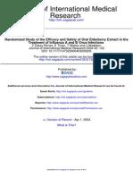 Journal o Journal of International Medical Researchf International Medical Research 2004 Zakay Rones 132 40