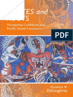 Routes and Roots Navigating Caribbean and Pacific Island Literatures