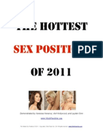 The Hottest Sex Positions of 2011