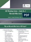 SOS Guide No. 05 Microsoft Office Excel 2010 Basics