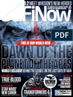 SciFi Now Issue 94 - 2014 UK
