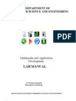 Mmad Lab Manualnew