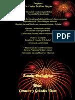 Estudio Radiologico de Campos Pulmonares