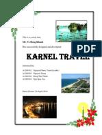 Project Document Aptech sem 3