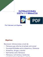 Dieta farmacos 2008