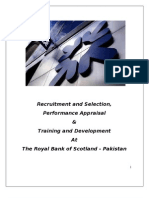 RBS hrm report