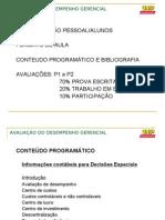 AVALIACAO DO DESEMPENHO GERENCIAL UNIP