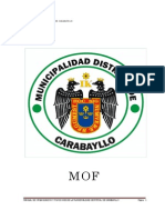 MOF Carabayllo