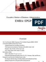 Aegis Emba 07-09
