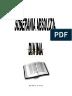 Soberanía Absoluta Divina - Min de Gracia