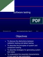 Defect Testing147