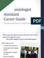 AA Career Guide