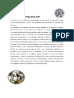 Corrosion de Envases Metalicos Frente a Los Acidos