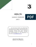 3 Health LM Q1