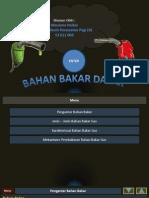Tugas Bahan Bakar (Maulana Haikal)