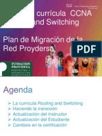 Migración a CCNA 5 0