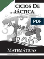 Ejercicios de Práctica_Matemáticas G6_WEB 1-17-13