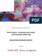 resource notes paintcolours