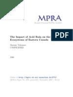 MPRA Paper 670