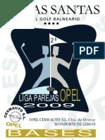 Bases Liga Parejas OPEL 2009