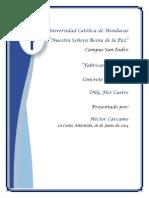 Universidad Católica de Hondurass