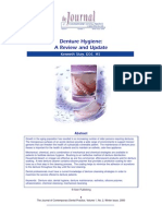 Denture Hygiene - JCDP 2000