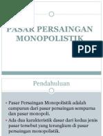 pertemuanXII_Monopolistic Competition Market.ppt