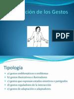 clasificaciónGestos