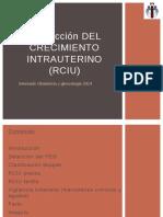 Restricción Del Crecimiento Intrauterino (Rciu)