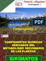 Heterósidos Fenólicos y Cumarínicos