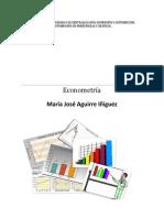 Investigación econometria