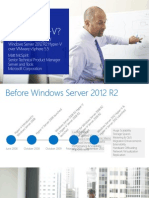 Comparing Windows Server 2012 R2 With VMware VSphere 55