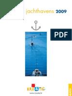Prijslijst jachthavens 2009