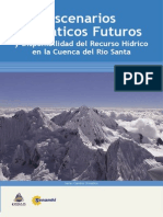 Escenarios Climáticos Futuros