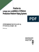 Tabel Piping - Produksi - Hr