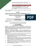 Ley de Filmaciones DF(1)