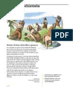 Prehistoria Libro Escan Santillana