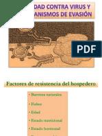 16. Inmunidad Contra Virus y Sus Mecanismos de Evasión