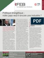 Infor FEB 39, 19 novembre 2009