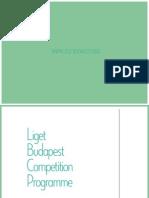 Li Get Budapest Competition Programme
