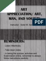 Introduction to Art Appreciation