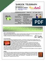 Newsletter 19th June