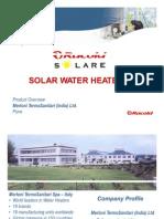 RACOLD Domestic Solar Presentation