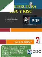 TRABAJO DE CISC Y RISC.pptx