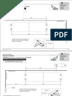 Manual Gabarito Mola Aerea Standard