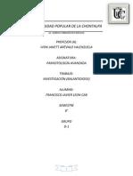 Balantidiosis (Trabajo)