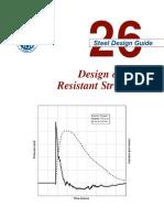 Design Guide 26 Design of Blast Resistant Structures