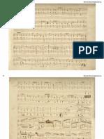 Chopin Ballade Op38 Aut Facsimile