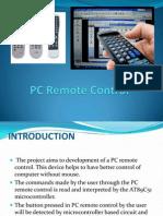 PC Remote Control 1